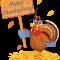 Thanksgiving Week Trash Pickup